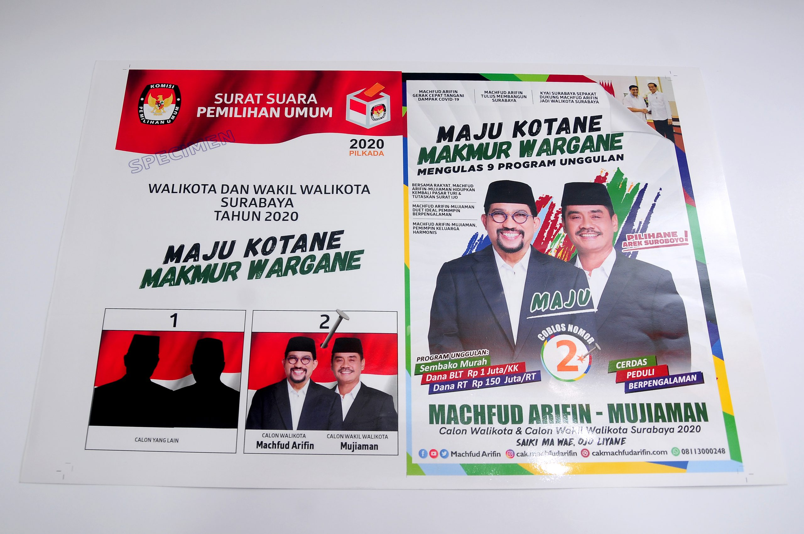 Alat Peraga kampanye (tabloid 1)
