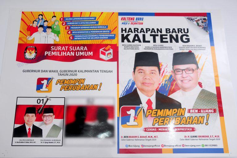 Alat Peraga kampanye (tabloid 2)