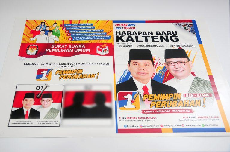 Alat Peraga kampanye (tabloid 3)