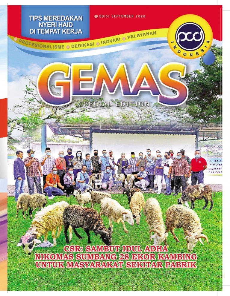 majalah gemas